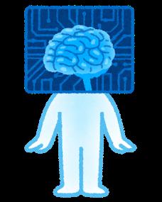 成長する人工知能の絵